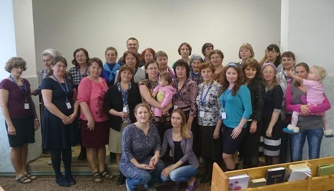 Краевой семинар для сестёр в Архангельской области