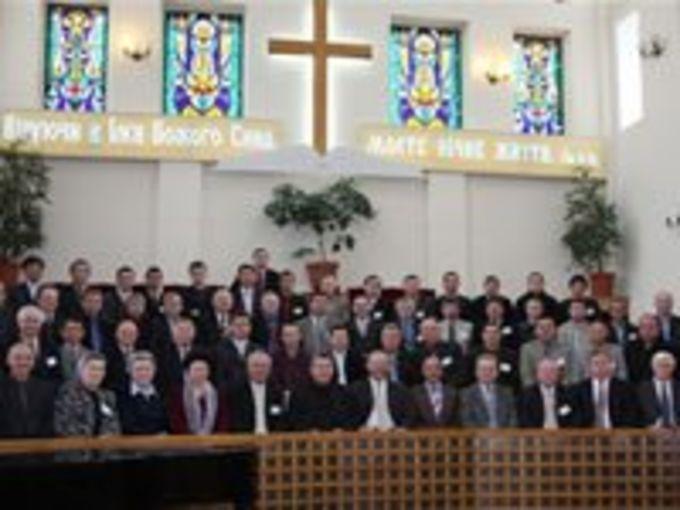 Русскоязычные баптисты отметят 400-летие баптизма в Киеве