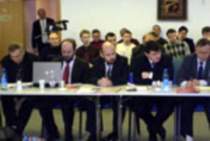 Консультативный совет по образованию ЕХБ прошел в Москве