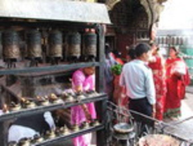 Благая Весть в Непале