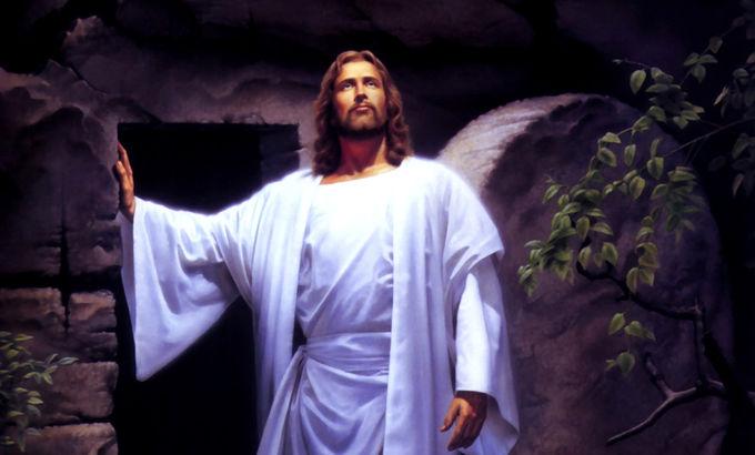 Он воскрес!