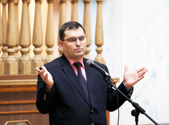 День Единства в Воронежской церкви
