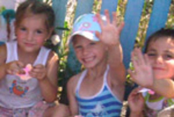Евангелие - сельским детям Омской области