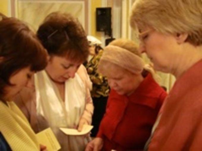 7 февраля прошел ежегодный День молитвы сестер церквей ЕХБ России