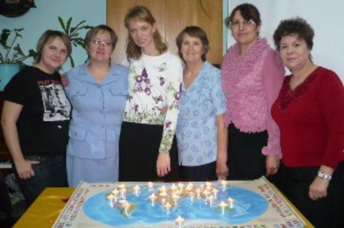 Молитвенная встреча в Екатеринбурге