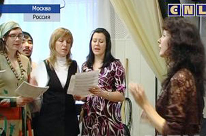 """Рождественское служение прошло в московской церкви ЕХБ """"Надежда"""""""