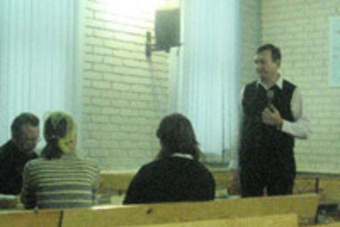 Семинар по душепопечительству прошел в Липецке