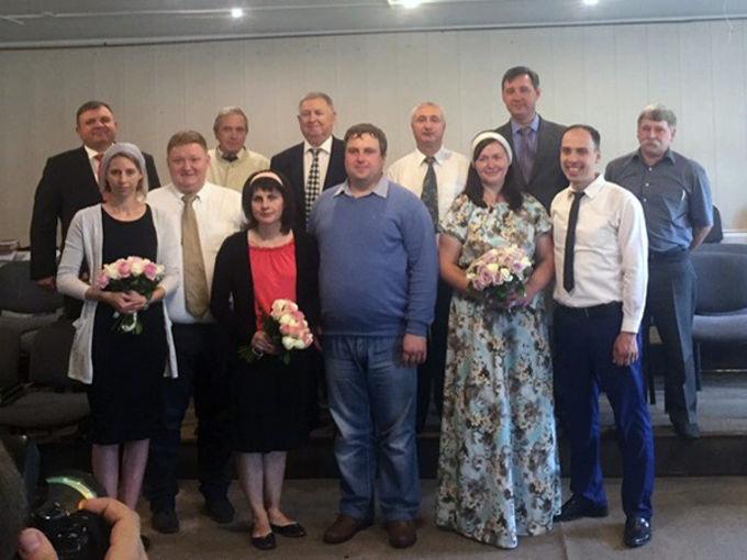 Рукоположение в церкви г. Липецка