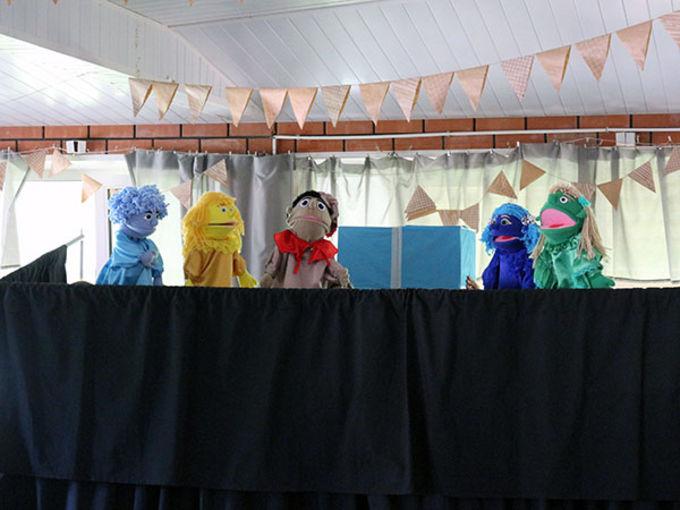 3-й фестиваль христианских кукольных театров