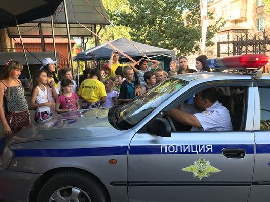 Детская площадка в Новочеркасске
