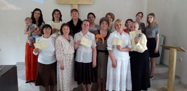 Выпускные в Центрах обучения в Иркутской области