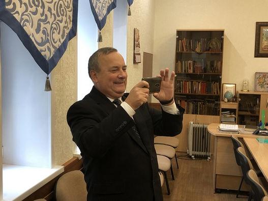 Фоторепортаж о поездке В.П. Мицкевича в Самару