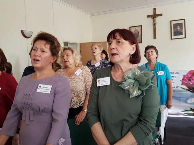 Конференция, посвященная 20-летию Всероссийской программы обучения женщин
