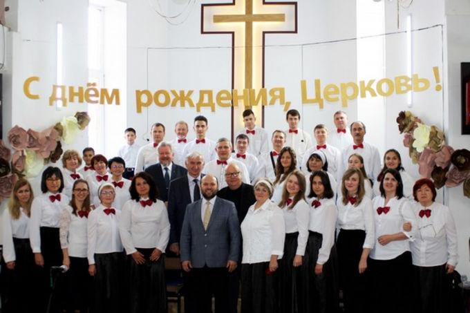 Торжественные мероприятия в Башкортостане