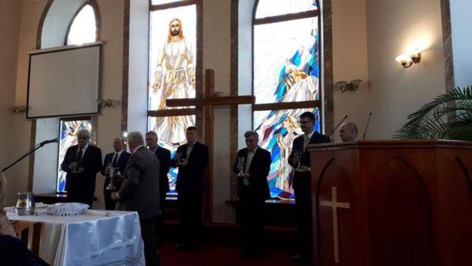 Собор церквей ЕХБ Западного региона Московской области