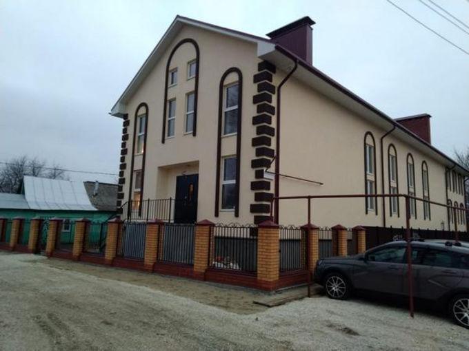 Освящение дома молитвы в Рязани