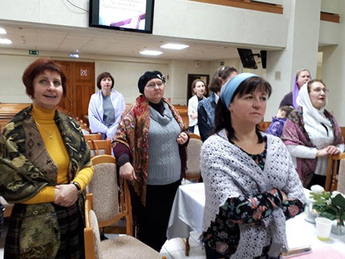 Женский Молитвенный завтрак в Москве