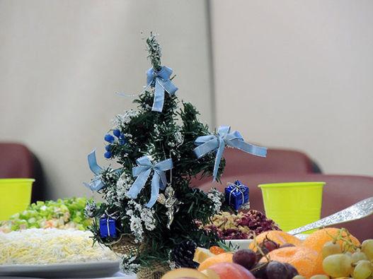 Фоторепортаж о Рождестве в РС ЕХБ