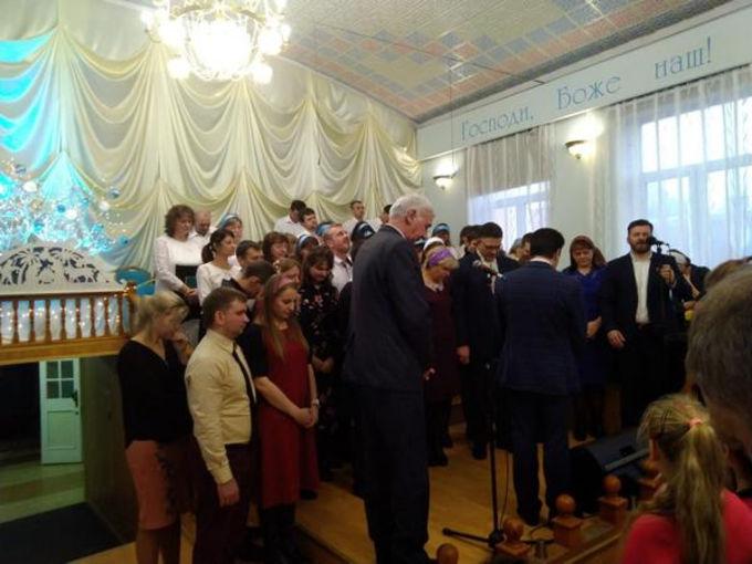 Поездка В.В. Игнатенкова в Орел