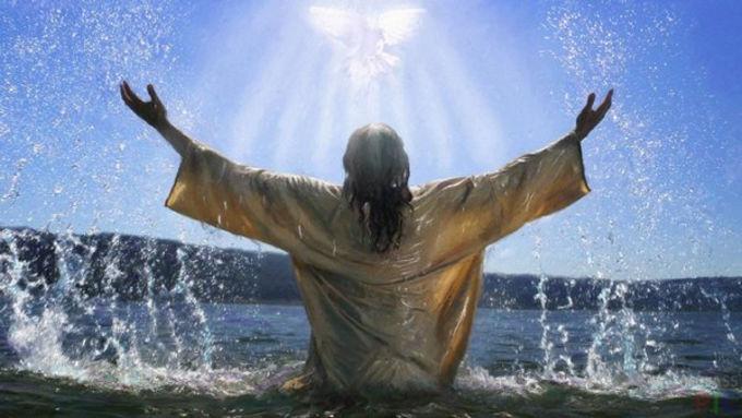 Праздник Крещения Господня и общемосковское крещение в Московской Центральной Церкви ЕХБ