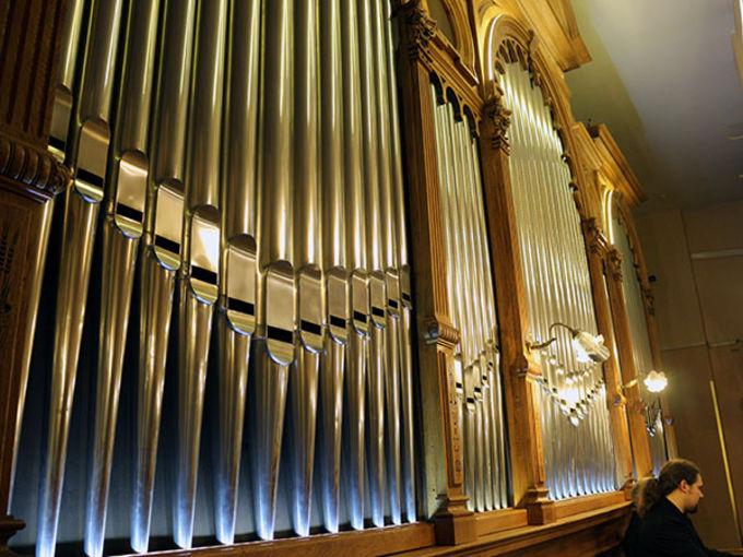 Органный концерт «Свет Рождества» в МЦЦ