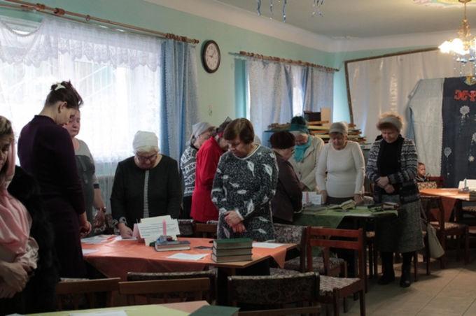 «Благовестие через молитву» - Рождественская встреча сестер в Ростове-на-Дону