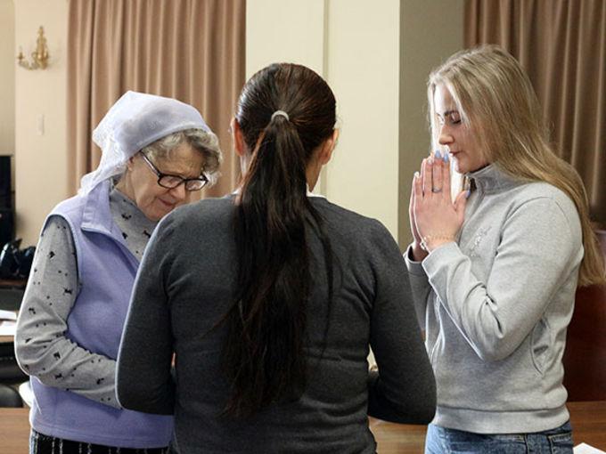 Фоторепортаж о Женском молитвенном завтраке