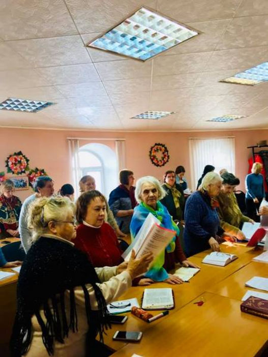 День молитвы сестер  церквей Евангельских христиан-баптистов