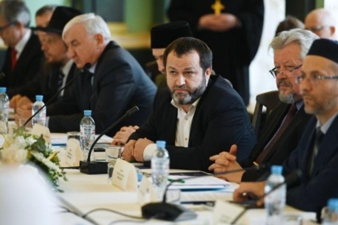 Объединенное заседание Межрелигиозного совета России и Христианского межконфессионального консультативного комитета