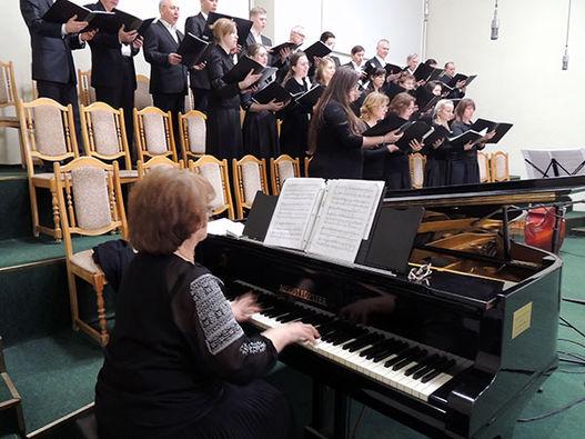 Гостиная «Евангельское молодежное движение в России: истоки и наследие»