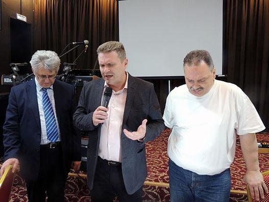 17-й Генеральная конференция Российского евангельского альянса