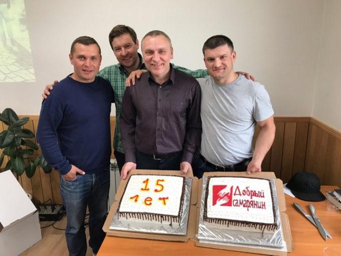 Rehab Center Celebration in St. Petersburg