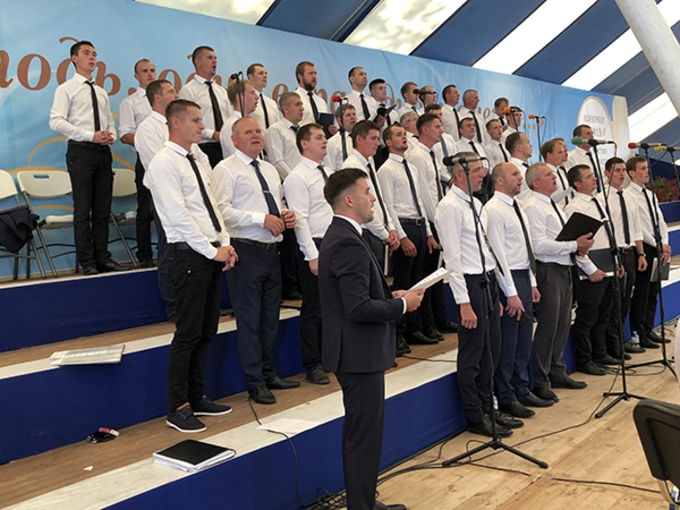 """""""Unity in Christ"""" - photo report about the congress in Bryansk"""