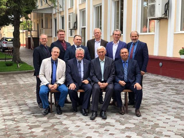 Photo Report: Leadership of UECB in Uzbekistan and Kazakhstan