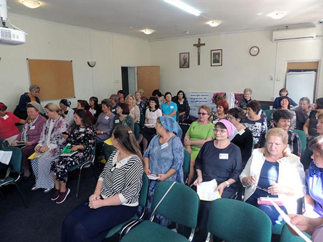 International Women's Conference Celebrating 20 Years of Women's Training:  Photo report