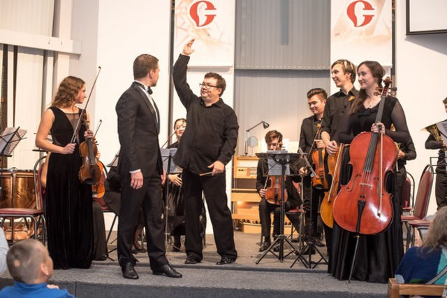 The 4th Season of Organ Concerts in Moscow's Golgotha Church Commences